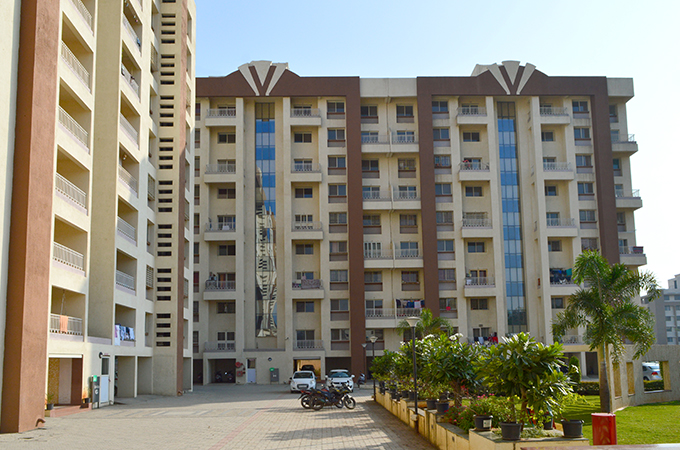Residential Vista Project by Vascon Engineers