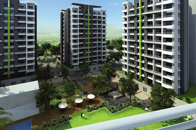Citron Phase 1 Residential Project by Vascon Engineers